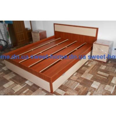 Кровать двуспальная с ящиками Вероника