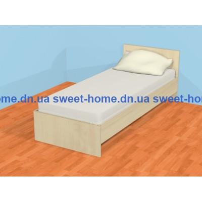 Кровать односпальная Алина