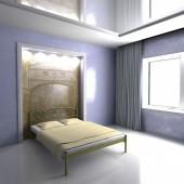 Металлическая кровать Дарина Darina