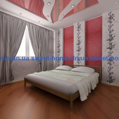 Металлическая кровать Флай FLY