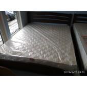 Скидка деревянная кровать Селена Аури+матрас Магнат