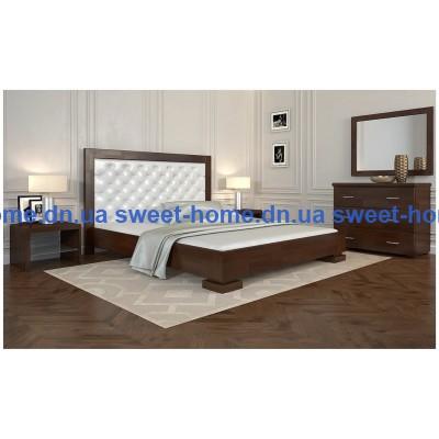 Деревянная кровать Подиум