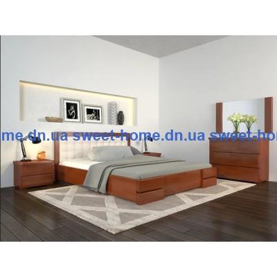 Деревянная кровать Регина Люкс с подъемным механизмом
