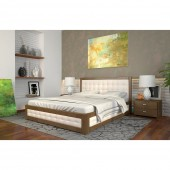 Деревянная кровать Рената М с подъемным механизмом