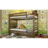 Деревянная двухъярусная кровать Рио