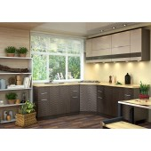 Кухня Терра Gloss 2метра