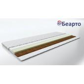 Тонкий матрас Беарто футон ППУ 3 Кокос 1