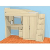 Детская комната Саванна-стол
